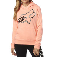 Fox Racing Women's Reacted Pullover Hoody