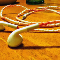 No tangle custom headphone cozy