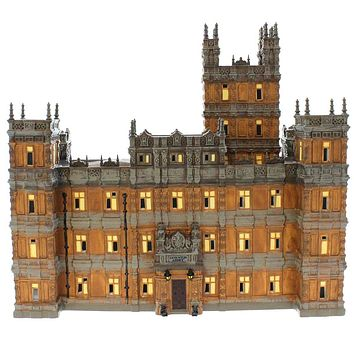 Dept 56 Buildings Downton Abby Village Lighted Building