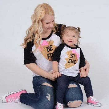 Best Friend Shirt Mommy and Me