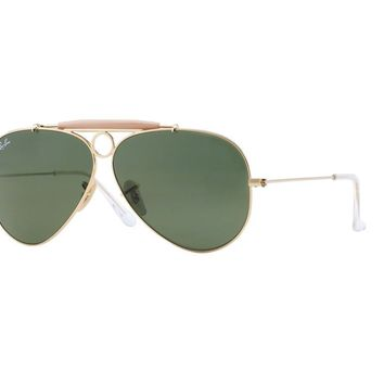 sunglasses Ray Ban Limited hot sunglasses RB3138 SHOOTER aviator 001