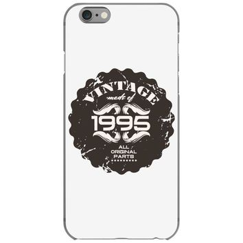 vintage made of 1995 all original parts iPhone 6/6s Case