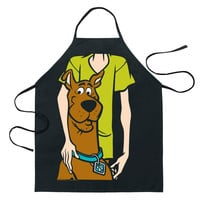 Scooby Doo - Scooby & Shaggy Costume Apron