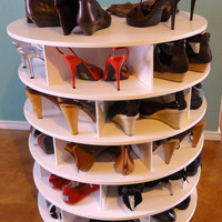 Lazy Shoezen Shoe Shelves