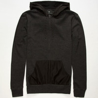 Shouthouse Hit & Run Mens Hoodie Charcoal  In Sizes