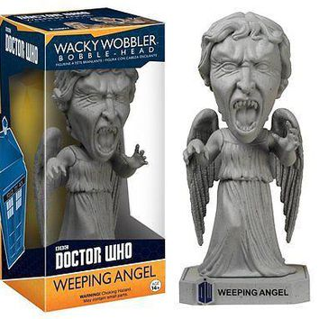 Funko Wacky Wobbler Doctor Who - Weeping Angel