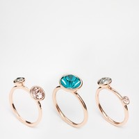 Ted Baker Jewel Stack Ring