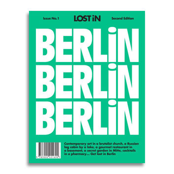 Lost In City Guide Berlin
