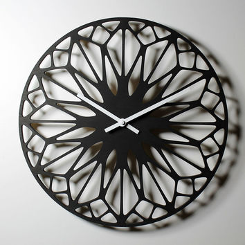 WOODEN WALL CLOCK - DIAMOND Radii