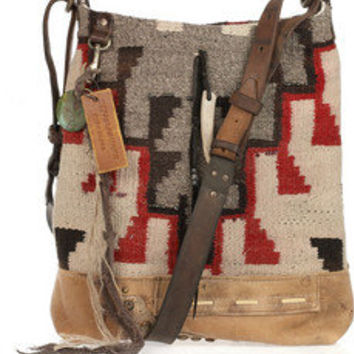 Ralph Lauren Collection | Vintage Blanket hobo bag | NET-A-PORTER.COM