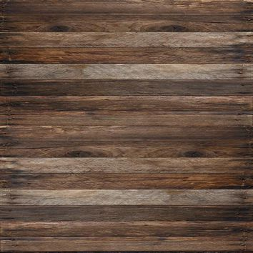 Brown Oak Planks Wood Floor Backdrop - 10x10 - LCTC6877 - LAST CALL