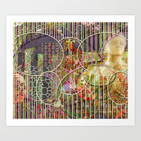 The Relative Frequency of the Causes of Breakage of Plate Glass Windows (1) Art Print by Wayne Edson Bryan