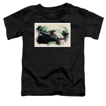 Wildlife Series - The Bread Earners - Toddler T-Shirt