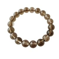 8mm Smokey Quartz Bracelet