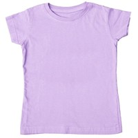 Lavender Shirt Short Sleeve