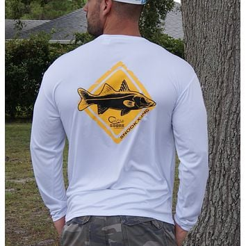 Snook Crossing Performance Long Sleeve Shirt