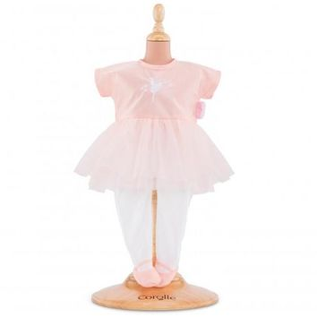 Corolle Ballerina Suit for 12-inch baby doll