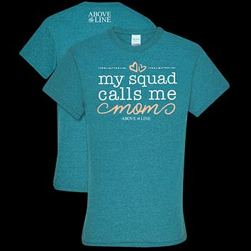 Couture Above The Line Soft Collection My Squad Mom T-Shirt