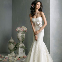 Bridal Gowns, Wedding Dresses by Jim Hjelm - Style jh8850