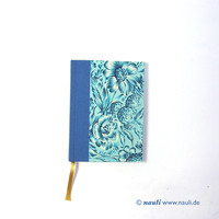 Nauli - Day Planner 2015 Indian Flower blue
