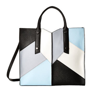 Botkier Murray Hill Tote Black Patchwork - Zappos.com Free Shipping BOTH Ways