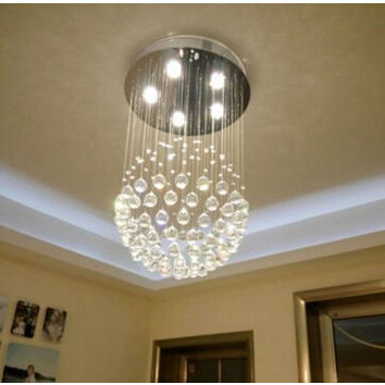 Modern Crystal Chandelier Lights