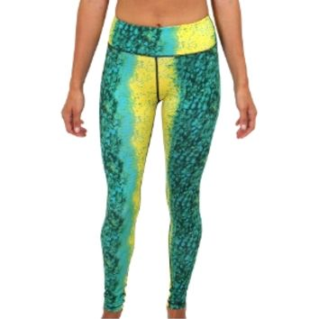 WOMEN > TECHNICAL > ACTIVEWEAR > Dorado Print Leggings