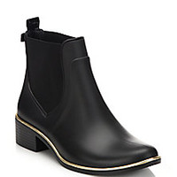 Kate Spade New York - Sedgewick Rubber Chelsea Rainboots - Saks Fifth Avenue Mobile