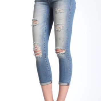 Mavi Jeans - Ada Extreme Ripped Vintage