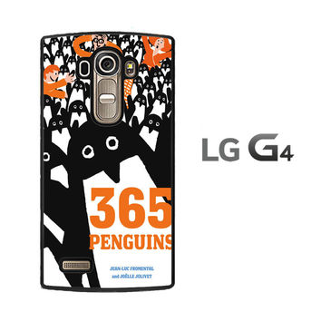 365 penguins book Y1988 LG G4 Case