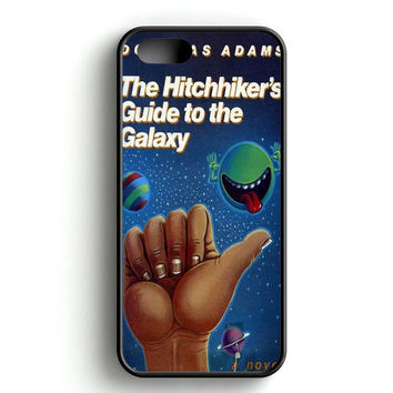 Hitchhikers Guide to the Galaxy iPhone 4s iPhone 5s iPhone 5c iPhone SE iPhone 6 6s iPhone 6 6s Plus Case