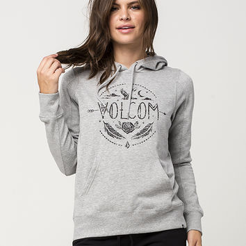 VOLCOM Barrel Out Womens Hoodie | Sweatshirts & Hoodies