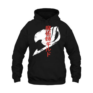 Fairy Tail - The Symbol of the CLan -Unisex Hoodie  - SSID2016