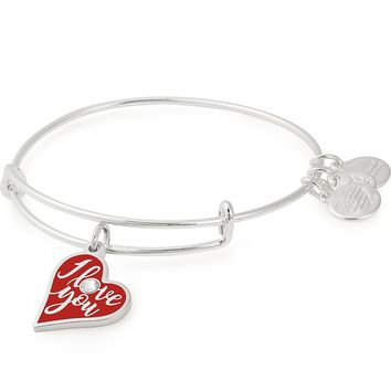 I Love You Color Infusion Charm Bangle | UNICEF