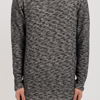 D18 Stealth Static L/S Tee - Charcoal