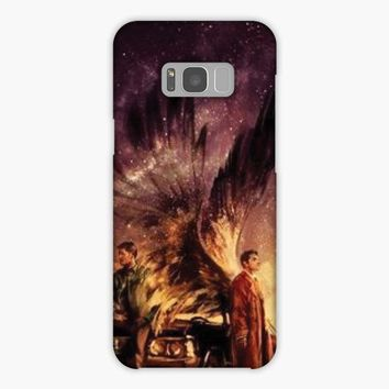 Supernatural Destiel Samsung Galaxy S8 Plus Case