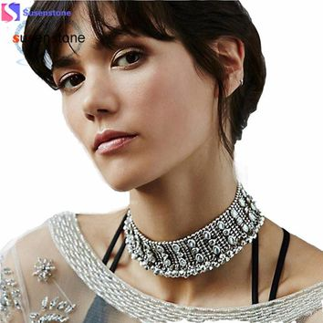Chain Necklace Choker