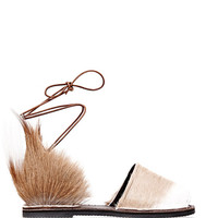 Springbok Congo Sandal by Brother Vellies - Moda Operandi