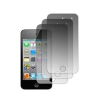 EMPIRE 3 Pack of Screen Protectors for Apple iPod Touch 4 / 4th Generation