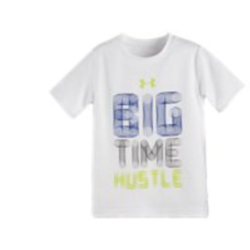 Under Armour Boys' Pre-School UA Big Time Hustle T-Shirt