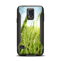 The Sunny Wheat Field Samsung Galaxy S5 Otterbox Commuter Case Skin Set