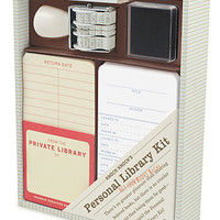 Personal Library Book Sharing Kit
