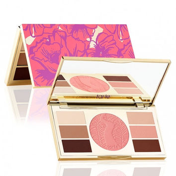 Tarte - poppy picnic limited-edition Amazonian clay eye & cheek palette