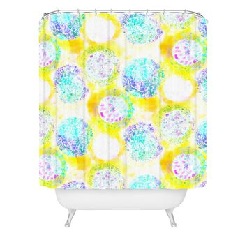 CayenaBlanca India Dreams Shower Curtain