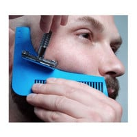 Pro Beard Trimming/Shaving Tool for Precise Line-Up