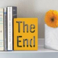 CB2 - the end bookend