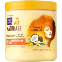 SoftSheen-Carson Dark and Lovely Au Naturale Moisture L.O.C. Deep Conditioning Delight, 14.4 Oz - Walmart.com