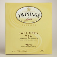 Twinings Earl Grey Tea, 100 Count - World Market