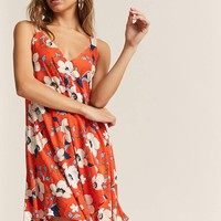 London Rose Floral Dress
