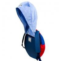 I Am Catbug Hooded Backpack